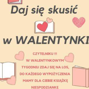 Walentynkowy tydzień