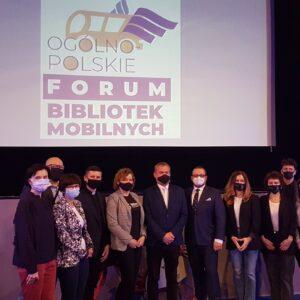Ogólnopolskie Forum Bibliotek Mobilnych